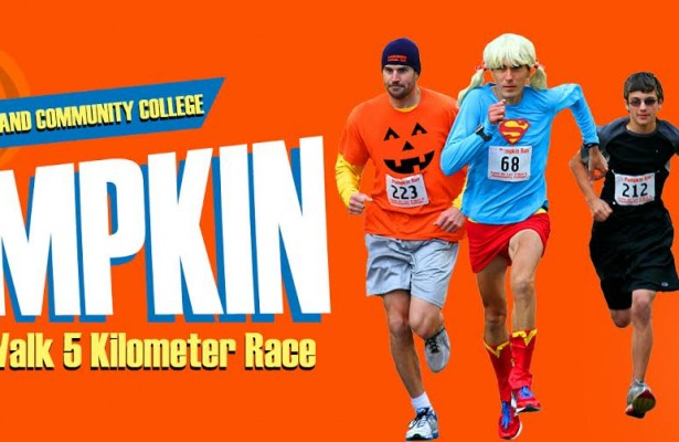 pumpkin run